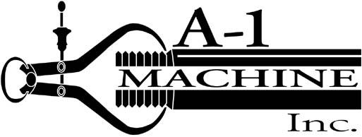 A-1 Machine Logo
