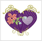 Beautiful hearts set 3