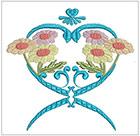 Daisy Hearts set 2