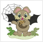 Darling Halloween Mouse