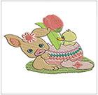 Easter Bunny set 2