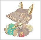 Easter Sunbonnet 1