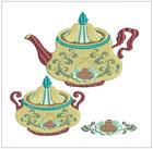 Elegant Tea Pot II