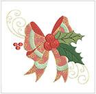 Elegant Christmas Bows