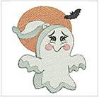 Happy little ghost