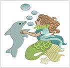 Happy Li'l Mermaids