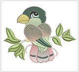 Jacobean Baby Bird