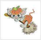 Pumpkins Snuffles set 2