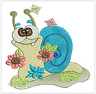 Scotty the Snail set 3