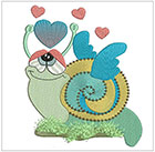 Scotty the Snail