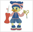 Sewing Quackers