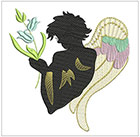 Silhouette Angels set 2
