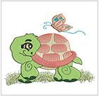 Sweet Li'l Turtles 2
