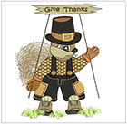 Thief at Thanksgiving 2