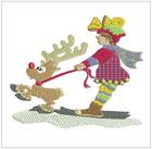 Whimsical Christmas Kids