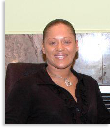 Kimberly Moore, Office Manager