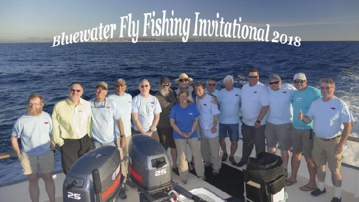 The 2018 Bluewater Fly Fishers Invitational